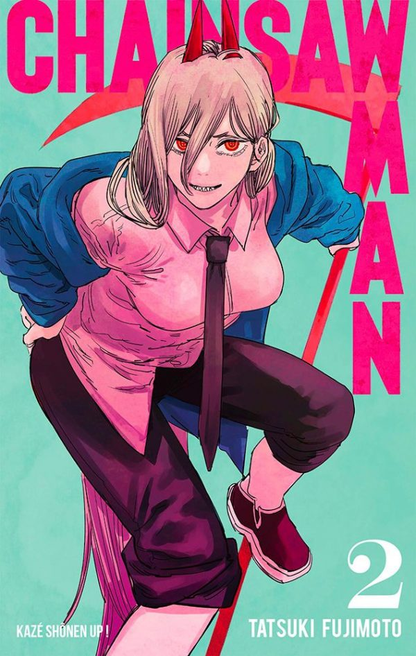 Chainsaw Man T.02 | 9782820338013