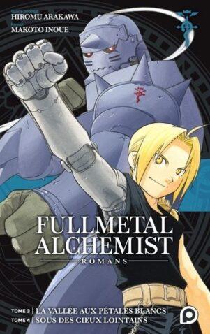 fullmetal Alchemist -Light novel T.02 | 9782380710267