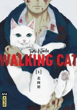 Walking cat  T.01 | 9782505085188