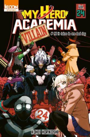 My Hero Academia T.24 | 9791032706473