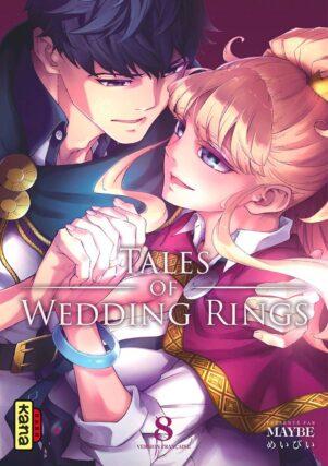 Tales of Wedding Rings T.08 | 9782505076032