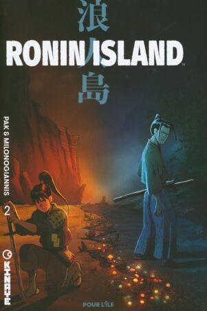 Ronin island T.02 | 9782357990494