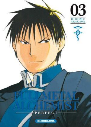 Fullmetal alchemist - Perfect ed. T.03 | 9782368529928