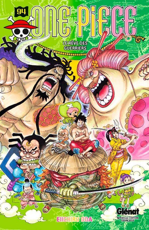 One Piece (N.E) - Ed. Jaune T.94 | 9782344042632