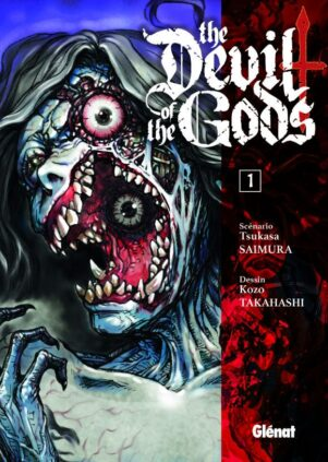 Devil of the gods (The)  T.01 | 9782344041130
