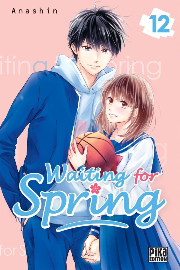 Waiting for spring T.12 | 9782811654832