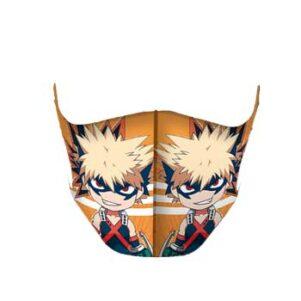 Masque My hero academia Fashion edition - Modèle 1 | otkgd_mask_my-hero-academia-fashion-edition_A249000_kz-20152