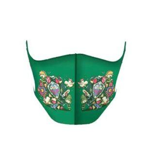 Masque Zelda Fashion Edition - Modèle 1 | otkgd_mask_zelda-fashion-edition_A249018_kz-20224