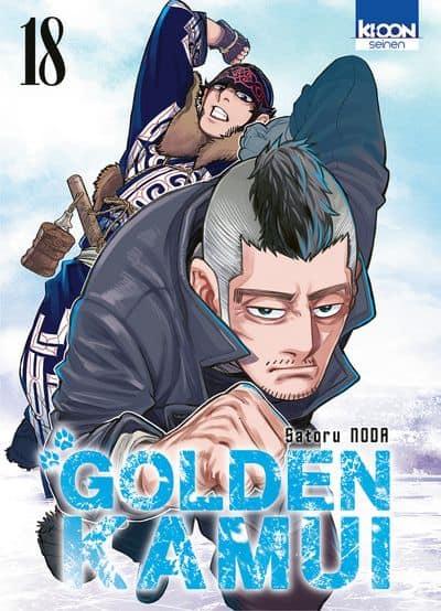 Golden Kamui  T.18 | 9791032706114