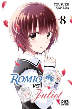 Romio vs Juliet  T.08 | 9782811654931