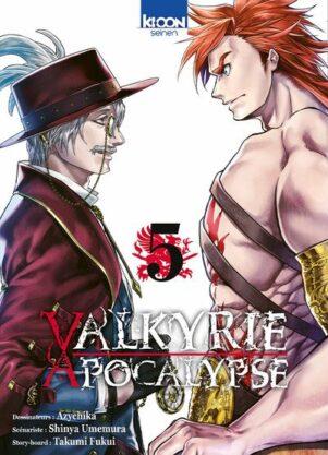 Valkyrie Apocalypse T.05 | 9791032706442