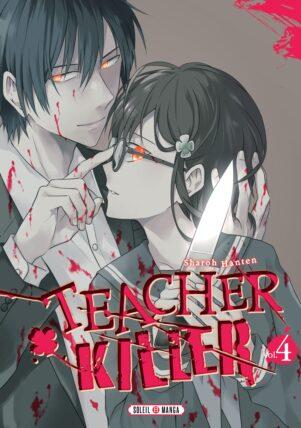 Teacher Killer  T.04 | 9782302082397