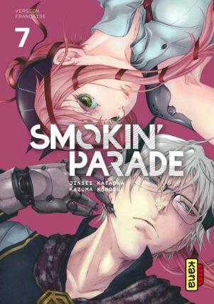 Smokin' parade T.07   9782505084297