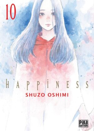 Happiness T.10 | 9782811654566