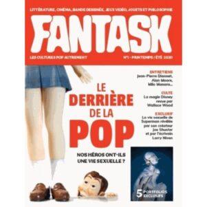 Fantask, le derriere de la pop | 9782374940236