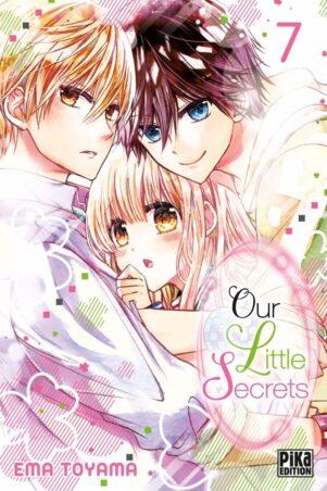 Our little secret T.07 | 9782811654870