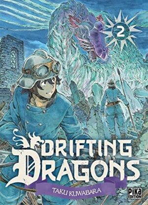 Drifting Dragons  T.02 | 9782811653538