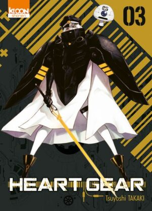Heart gear  T.03 | 9791032706336