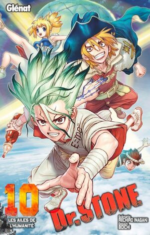 Dr Stone  T.10 | 9782344039694