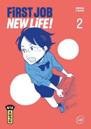 First job, new life T.02 | 9782505080985