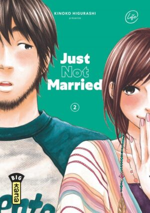 Just not married T.02   9782505079972