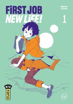 First job, new life T.01   9782505080978