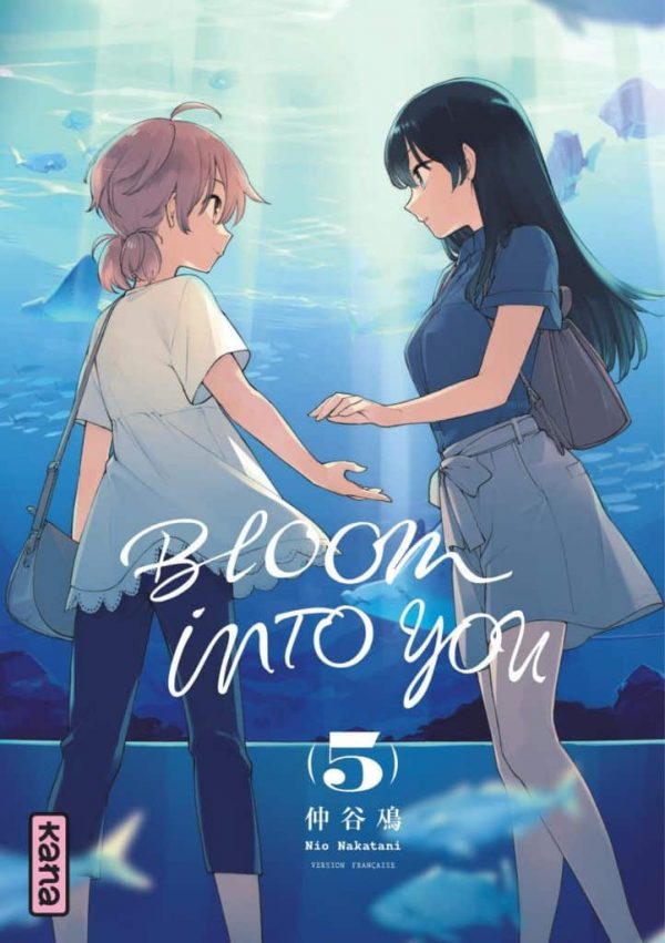 Bloom into you  T.05 | 9782505079521