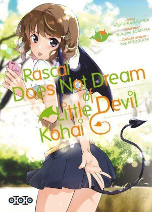 Rascal Does Not Dream of little devil kohai T.01 | 9782377173099