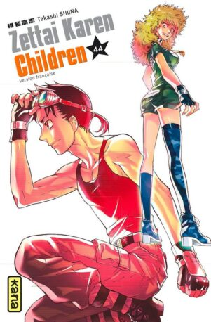 Zettai Karen Children T.44 | 9782505084266