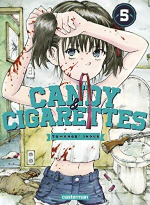 Candy & cigarettes  T.05 | 9782203202832