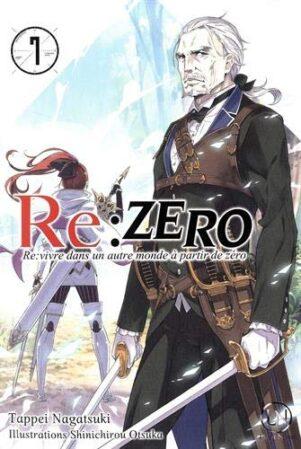 Re: Zero - Light Novel T.07 | 9782373020694