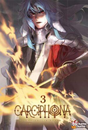 Carciphona T.03 | 9782490453023