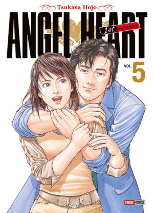 Angel heart (NE) T.05 | 9782809488593