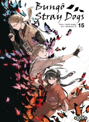Bungo Stray Dogs T.15 | 9782377173006