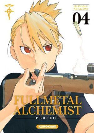 Fullmetal alchemist - Perfect ed. T.04 | 9782368529935