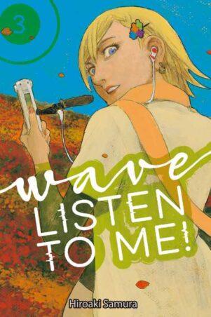 Wave, listen to me (EN) T.03   9781632368690
