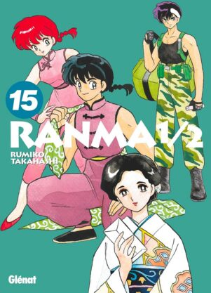 Ranma 1/2 Édition originale T.15 | 9782344033821