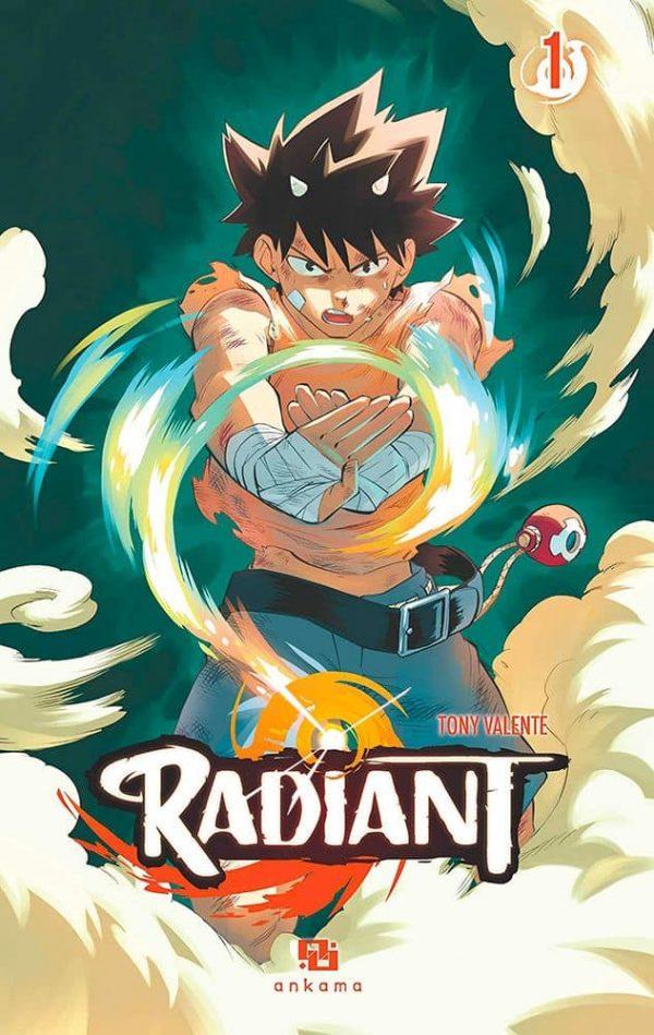 Radiant T.01 Ed.15 ans | 9791033511816