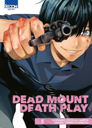 Dead mount death play T.05 | 9791032706497