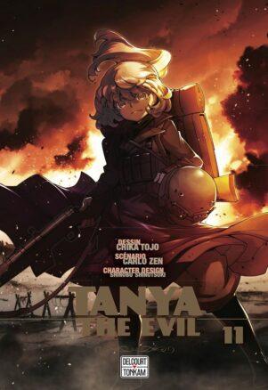 Tanya the Evil  T.11   9782413030232