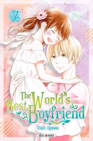 World's best boyfriend (The)  T.07 | 9782302083493