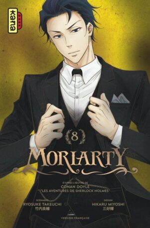 Moriarty T.08 | 9782505083023