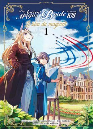 the ancient Magus Bride- Le bleu du magicien T.01 | 9782372875295