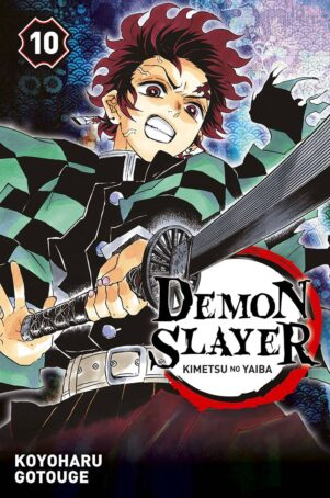 Demon Slayer  T.10 | 9782809488289