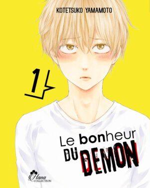 Le bonheur du demon T.01 | 9782368776964