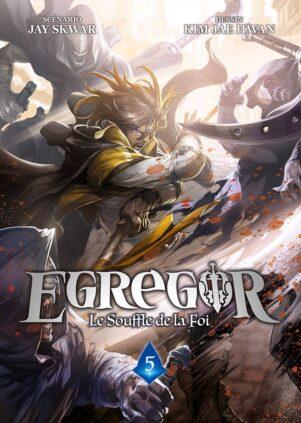 Egregor T.05 | 9782368778692