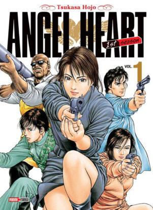 Angel heart (NE) T.01 | 9782809491029