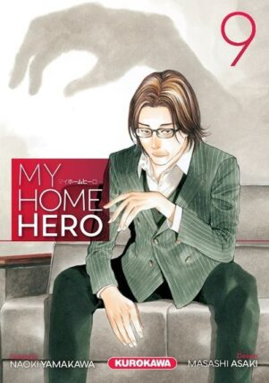 My Home Hero T.09 | 9782368529522