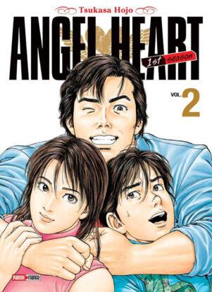 Angel heart (NE) T.02 | 9782809488562