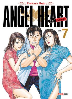 Angel heart (NE) T.07 | 9782809488616